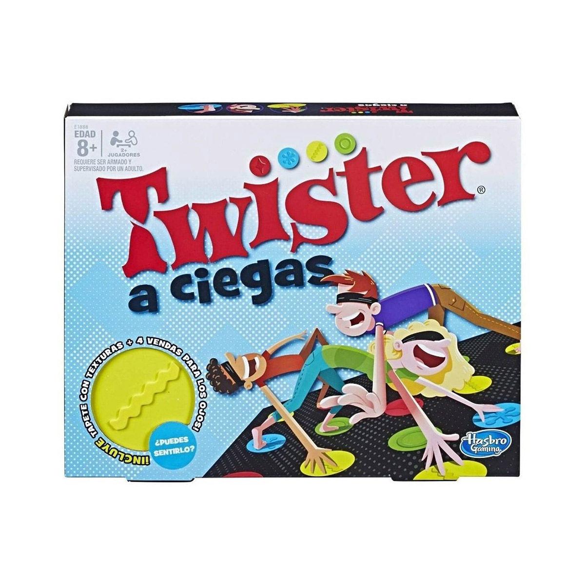 JUEGO TWISTER A CIEGAS 8A