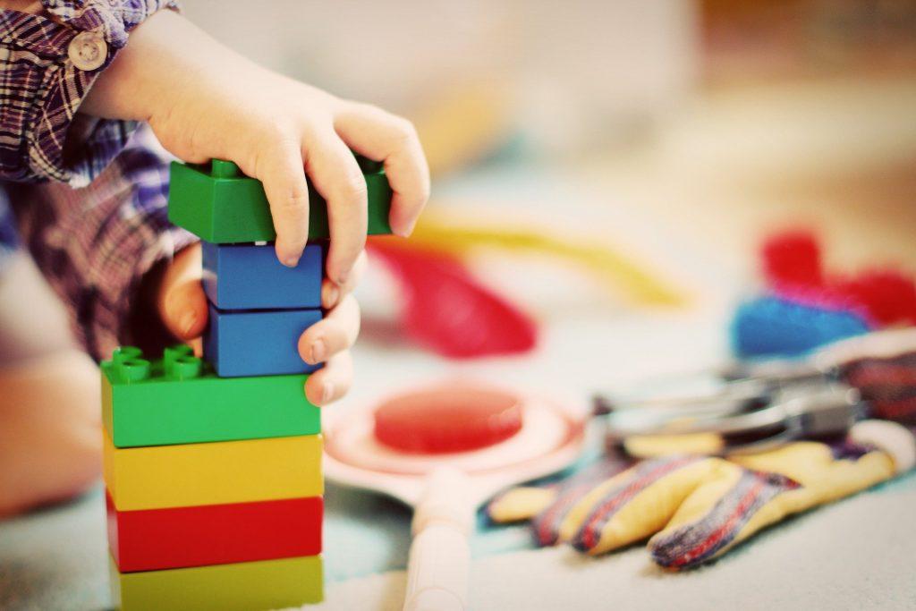 Importancia de los juguetes en el desarrollo infantil