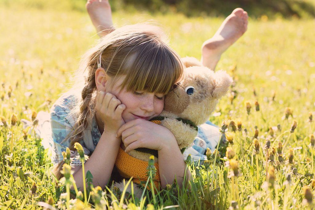 Los peluches ¿qué beneficios aportan a los niños?