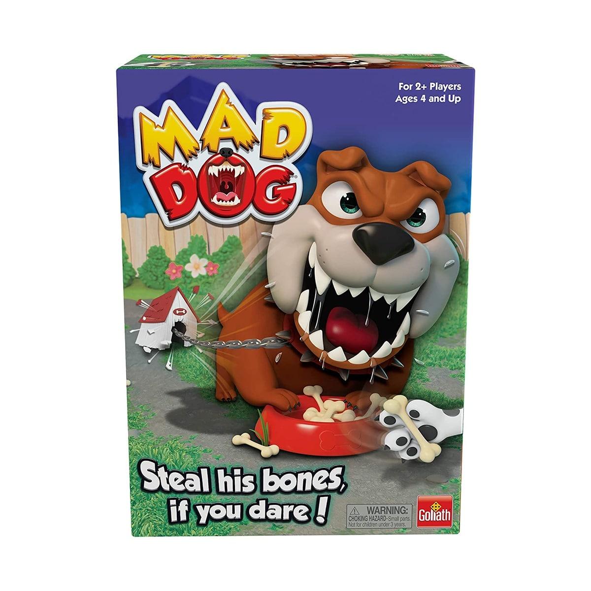 JUEGO MAD DOG