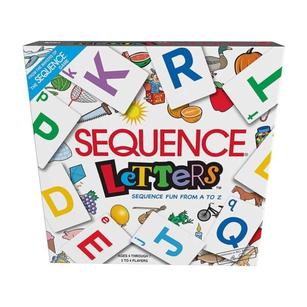 JUEGO SEQUENCE LETTERS