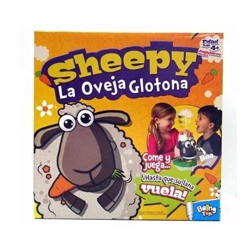 JUEGO SHEEPY LA OVEJA GLOTONA