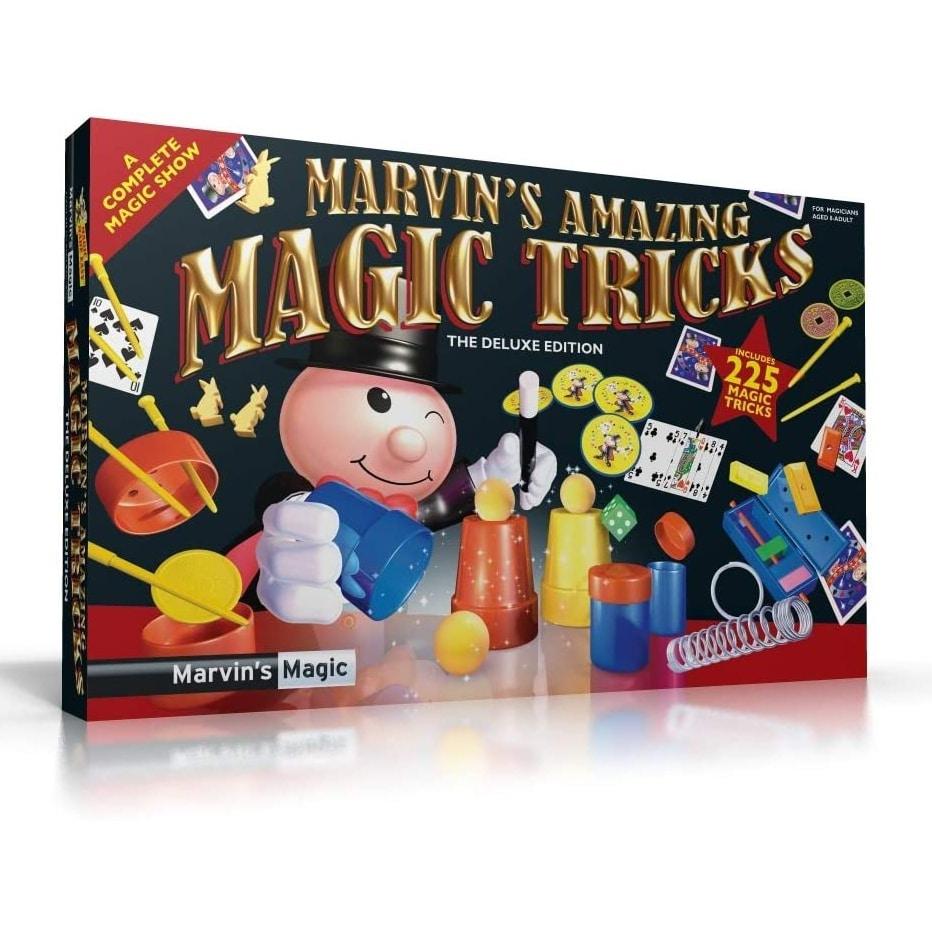 MARVIN S CAJA MAGICA DE 225 TRUCOS