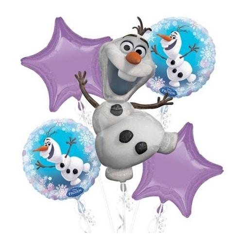 BOUQUET FROZEN OLAF