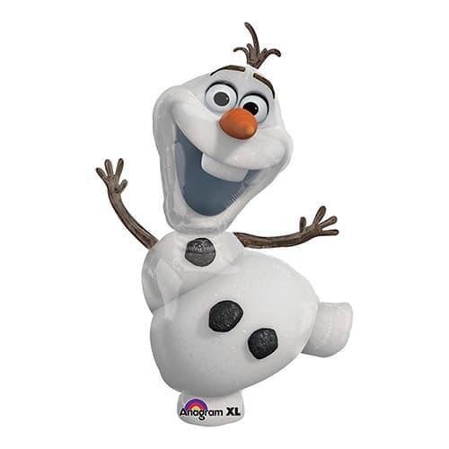 GLOBO OLAF FROZEN 58CMX104CM