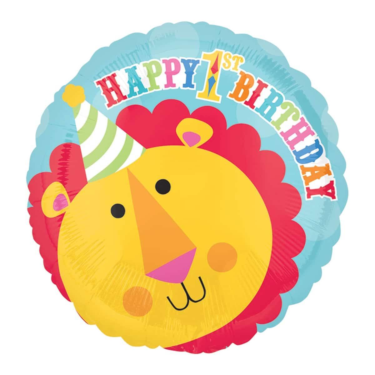 HAPPY 1 ST BIRTHDAY LEON