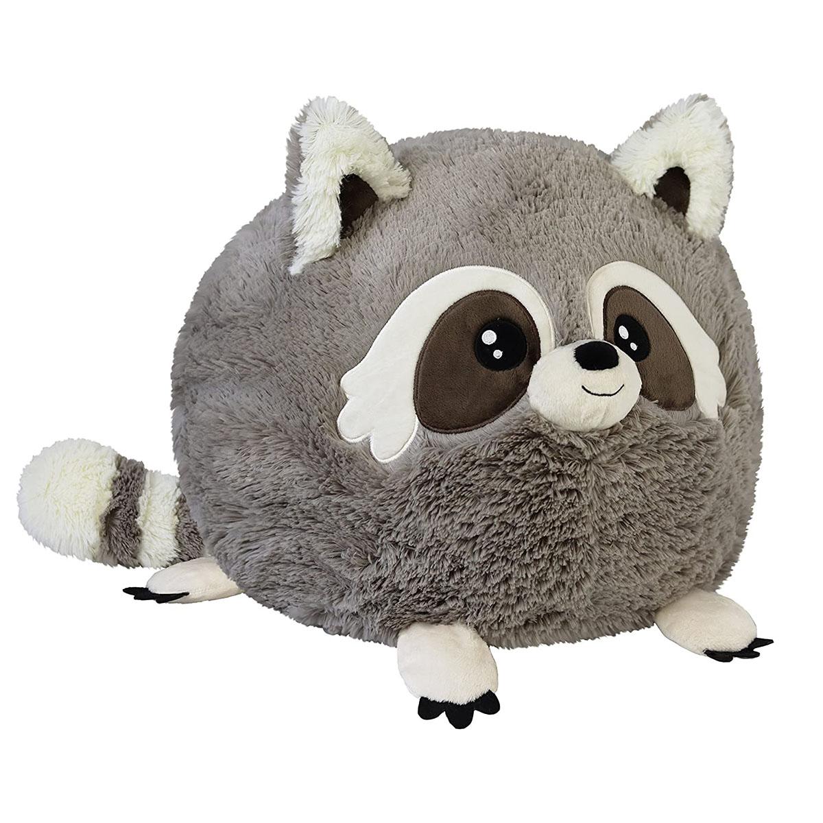 """Mini Squishable Baby Raccoon (7"""")"""