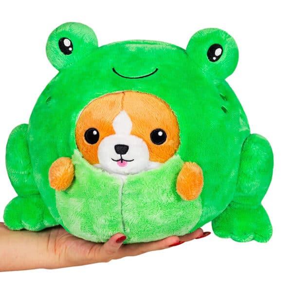 """Undercover Corgi in Frog (7"""")"""