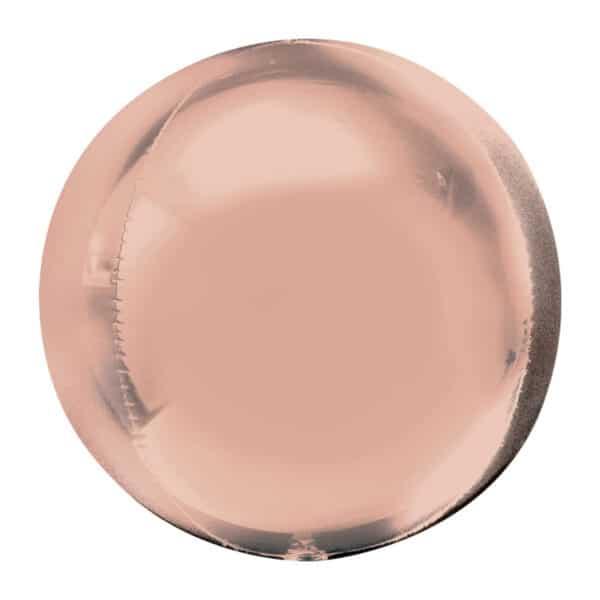 GLOBO ORBZ ROSE GOLD