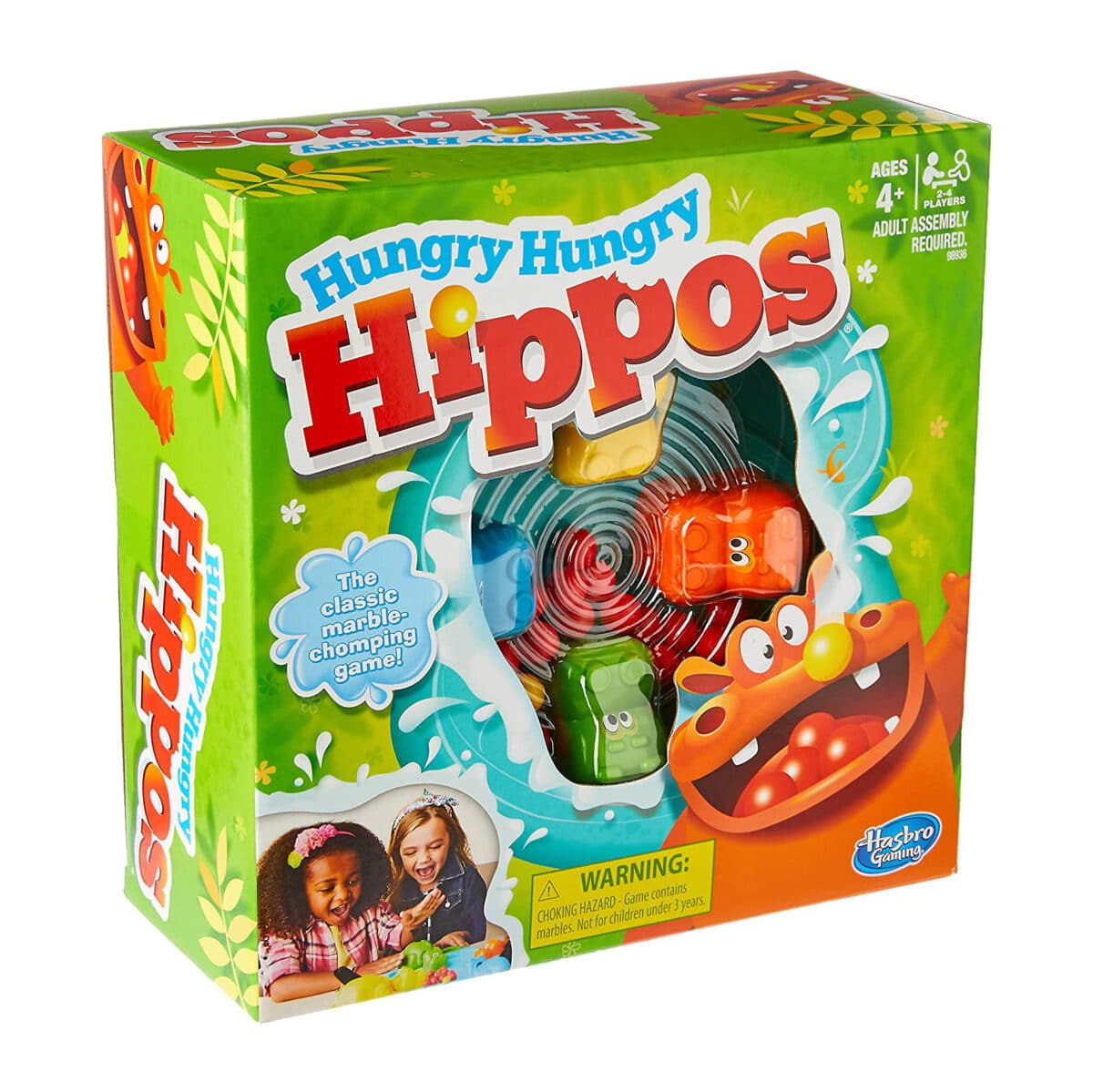 HUNGRY    HUNGR    HIPPOS    JUEGUETE
