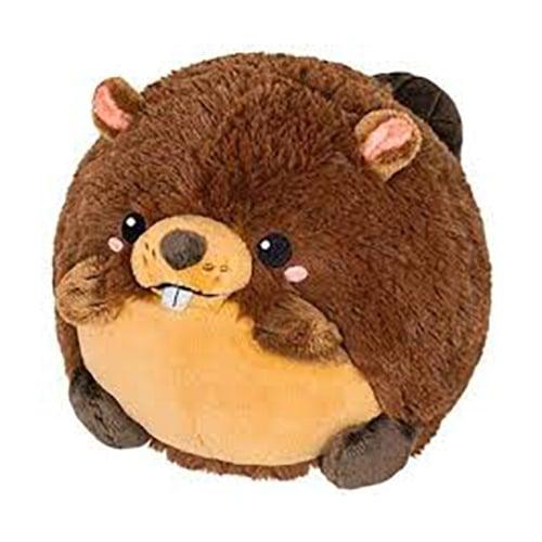 "Mini Squishable Beaver (7"")"